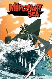 The Mercenary Sea #2 Cover
