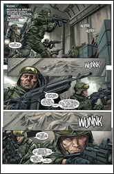 Armor Hunters #1 Preview 1