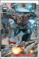 Armor Hunters #1 Preview 3
