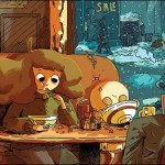 Web Series BEE AND PUPPYCAT Arrives at KaBOOM! in May