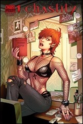 Chastity #1 Cover - Lupacchino
