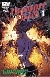 Danger Girl: May Day #1 Cover