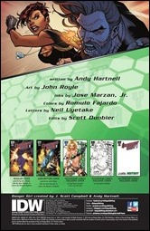 Danger Girl: May Day #1 Preview 1