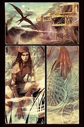 Elektra #2 Preview 3