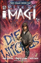 Rise of The Magi #0 Cover