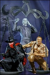 Justice, Inc. #1 Cover - Alex Ross