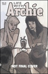 Life With Archie #36 - Adam Hughes Variant Cover