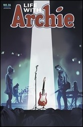 Life With Archie #36 - Fiona Staples Variant Cover
