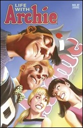 Life With Archie #37 - Alex Ross Variant Cover