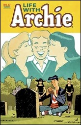 Life With Archie #37 - Cliff Chiang Variant Cover