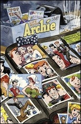 Life With Archie #37 - Jill Thompson Variant Cover