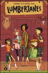 Lumberjanes #1 Cover A