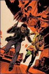 Mighty Avengers #10 Cover - Francavilla Variant