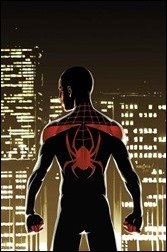 Miles Morales: Ultimate Spider-Man #1 Cover