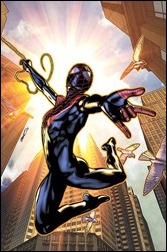 Miles Morales: Ultimate Spider-Man #1 Cover - Peterson Variant