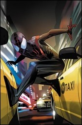 Miles Morales: Ultimate Spider-Man #1 Cover - Staples Variant