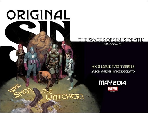 Original Sin Insert Ad