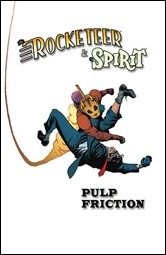 Rocketeer / The Spirit: Pulp Friction Preview 1