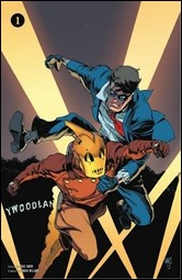 Rocketeer / The Spirit: Pulp Friction Preview 4