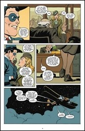 Rocketeer / The Spirit: Pulp Friction Preview 9