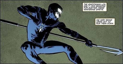 Shadowman: End Times #1