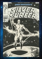 John Buscema's Silver Surfer Artist's Edition