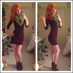 Ashe Rogue as Daphne Blake - Scooby Doo