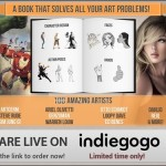 21 Draw Art Book Features Over 100 Artists – on IndieGogo Now