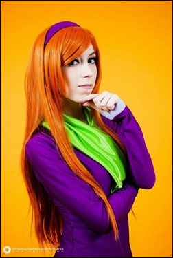 Romi Lia as Daphne Blake - Scooby Doo (Photo by Adrian Ummo)