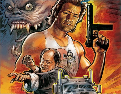 Big Trouble in Little China #1