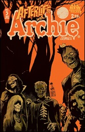 Afterlife With Archie #5 Cover