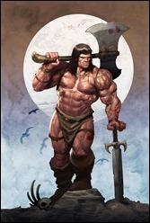 Ariel Olivett - Conan
