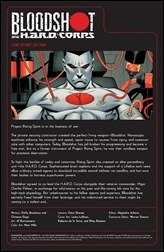 Bloodshot and H.A.R.D. Corps #22 Preview 1