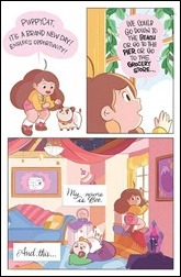 Bee and PuppyCat #1 Preview 2