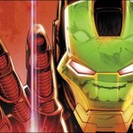 First look at Hulk vs. Iron Man #1 by Waid, Gillen, and Bagley