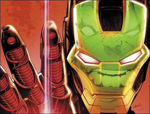 Hulk vs. Iron Man #1 (ORIGINAL SIN #3.1)