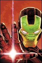 Hulk vs. Iron Man #1 (ORIGINAL SIN #3.1) Cover - Land Variant