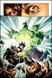 Hulk vs. Iron Man #1 (ORIGINAL SIN #3.1) Preview 1
