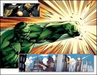 Hulk vs. Iron Man #1 (ORIGINAL SIN #3.1) Preview 2