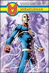 Miracleman Book One: A Dream of Flying Cover