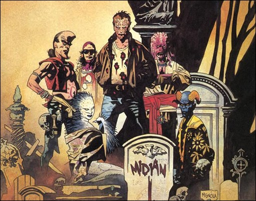Clive Barker's Nightbreed #1