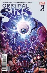 Original Sins #1 Cover