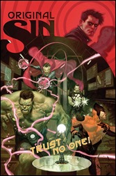 Original Sin #4 Cover