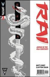 Rai #3 Cover A - Allen