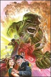 Savage Hulk #1 Cover - Alex Ross Variant