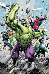 Savage Hulk #1 Cover - Alan Davis