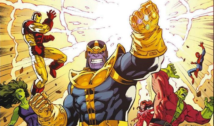 jim starlin and ron lim reunite for thanos annual 1 in may preview