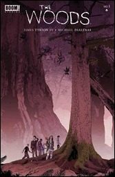 The Woods #1 Cover B