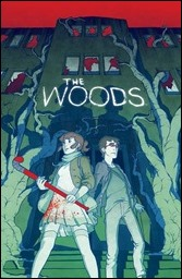 The Woods #1 Cover C