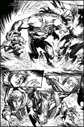Rise of The Magi #1 Preview 4